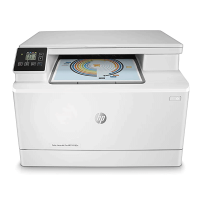 Máy in HP Color LaserJet Pro MFP M182n