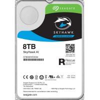 HDD 8TB Seagate SkyHawk AI Surveillance ST8000VE0004