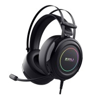 Tai nghe Gaming ZIDLI ZH-7RB (Sound 7.1, Led fix RGB)