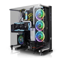 Case Thermaltake Core P5 Tempered Glass V2 Black CA-1E7-00M1WN-05