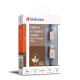 Cáp USB-A sang TypeC Verbatim vàng 66153