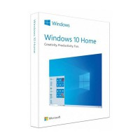 Phần mềm Microsoft Windows 10 Home 32/64 bit Eng Intl USB RS ...