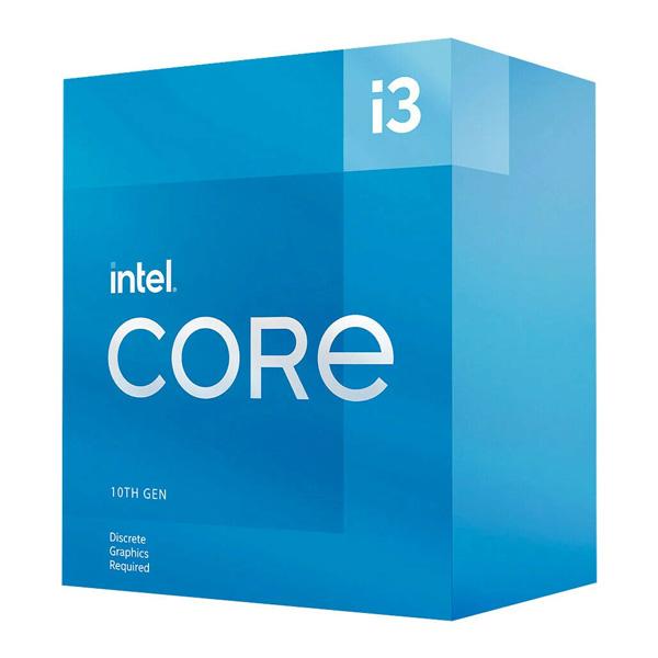 CPU Intel Core i3-10105