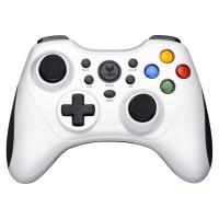 Tay cầm chơi game không dây Rapoo V600S (trắng)