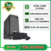 Máy bộ TNC I3-9100 HDD 8GB