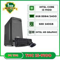 Máy bộ TNC I3-9100 SSD 8GB
