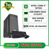 Máy bộ TNC I7710 SSD 4GB