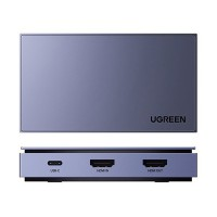Box ghi hình USB-C Video capture live stream Ugreen 10937
