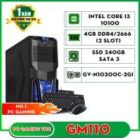 Máy bộ TNC Gaming TNC GM110 SSD 4GB