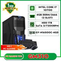 Máy bộ TNC Gaming TNC GM310 HDD 4GB