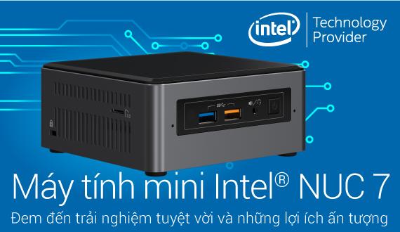 Máy tính mini intel nuc7