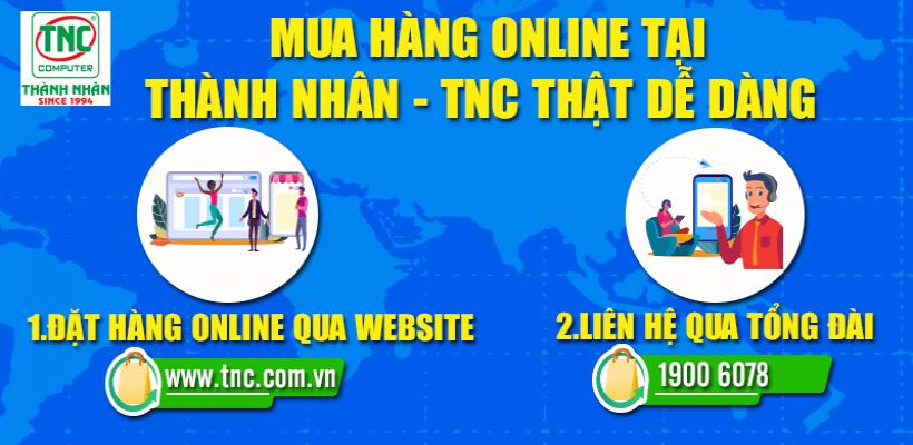 Mua hàng online tại thành nhân -
