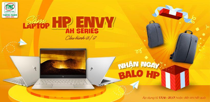 Sắm laptop hp envy ah series nhận