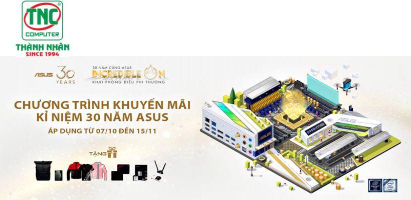 Asus 30 năm