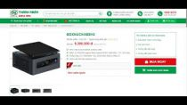 Đánh giá sản phẩm BOXNUC8i5BEH2
